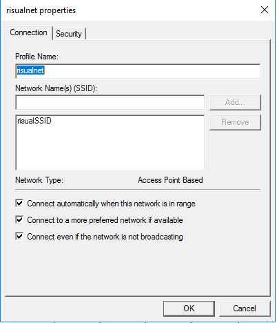 Configuring Certificate Authentication for a Wireless