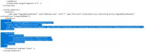 Publishing Remote Desktop Services via Azure App Proxy Step